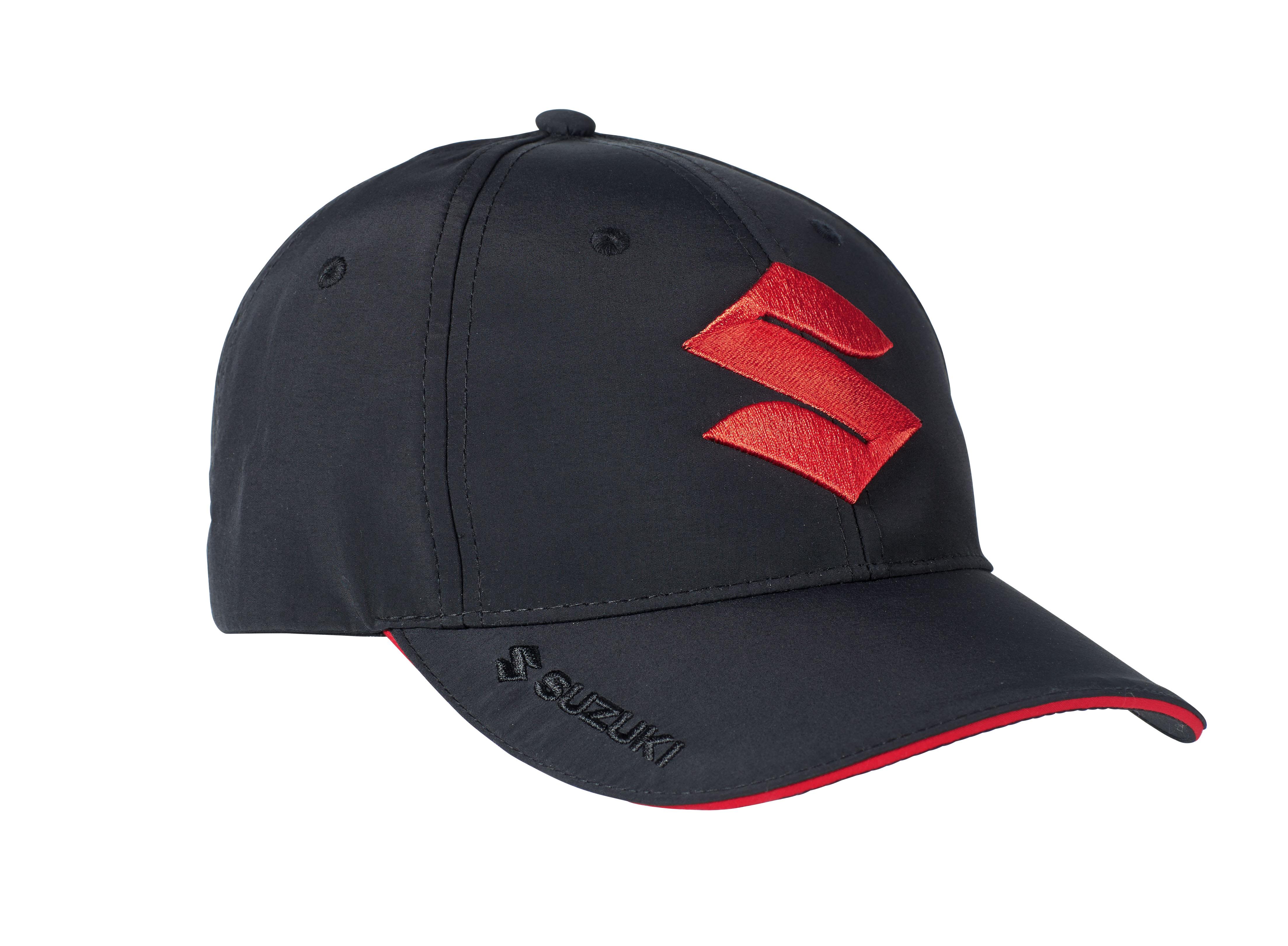 suzuki team mens womens baseball hat cap embroidered logos