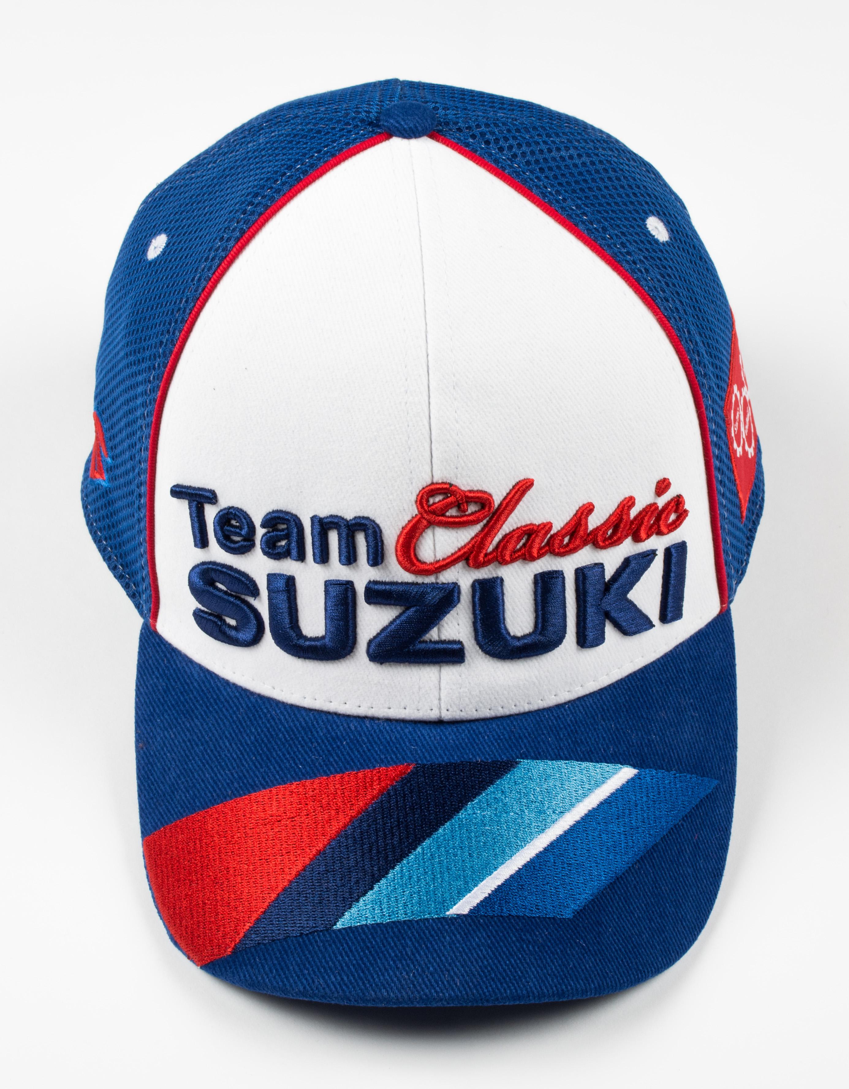 suzuki genuine team classic 2016 unisex baseball cap hat