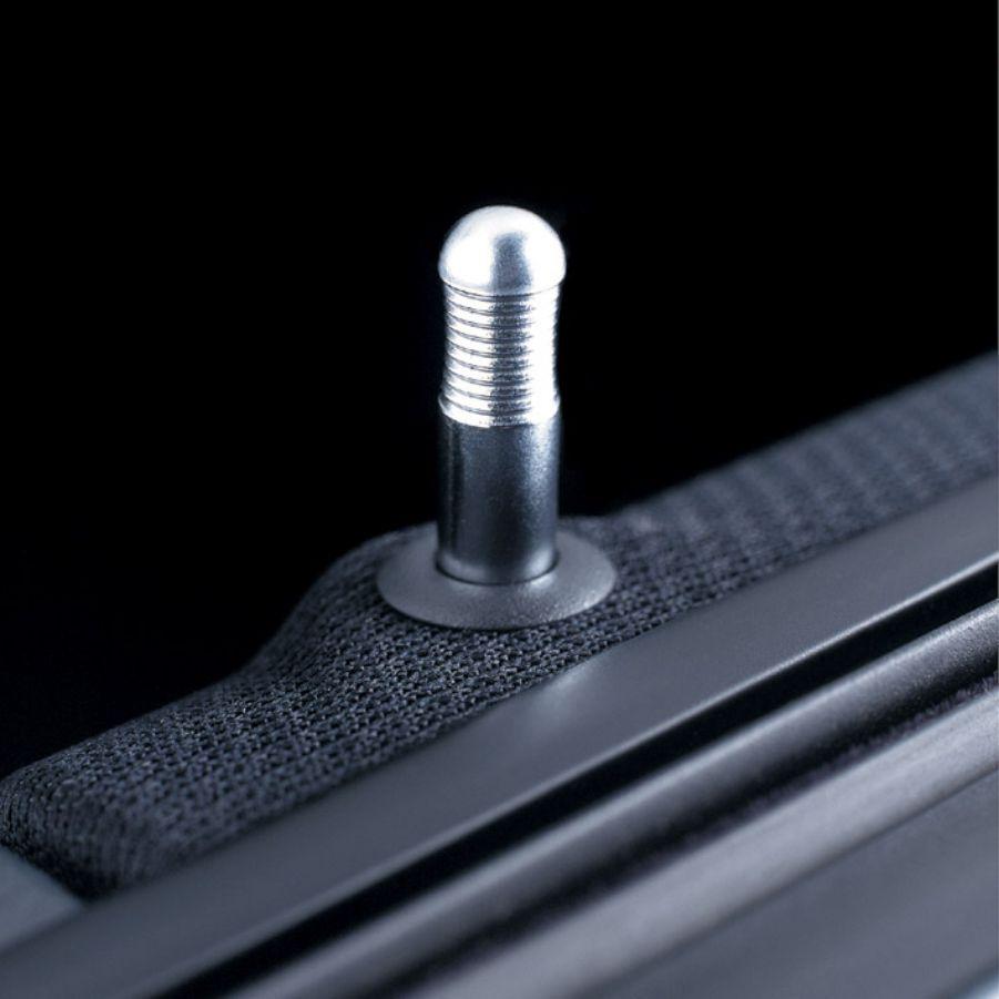 genuine suzuki grand vitara sq chrome door lock knobs. Black Bedroom Furniture Sets. Home Design Ideas