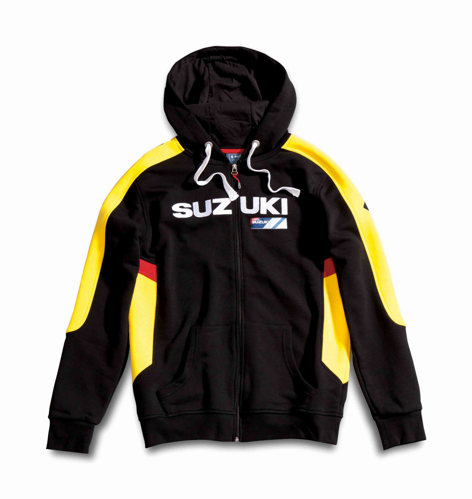 Black Suzuki Hoodie