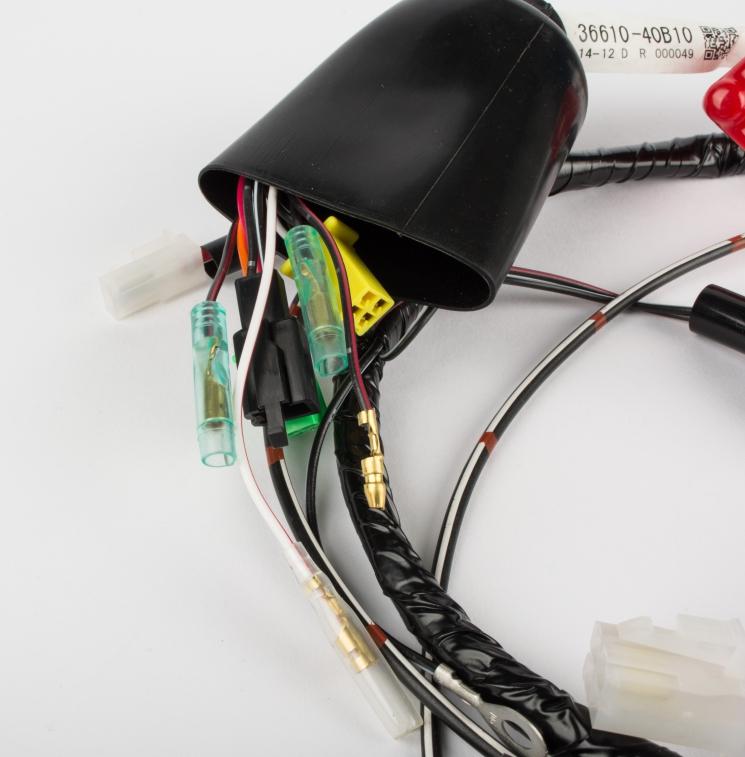 suzuki lt80 wiring harness installation suzuki quad lt80 wiring harness #2