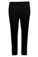 Lovedrobe GB Leggings With PU Side Panel