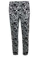 Lovedrobe GB Geometric Print Leggings