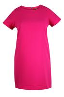 Lovedrobe GB Cerise Crepe Shift Dress