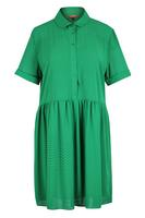 Lovedrobe Green Skater Shirt Dress