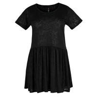Lovedrobe Black Frill Hem Tunic