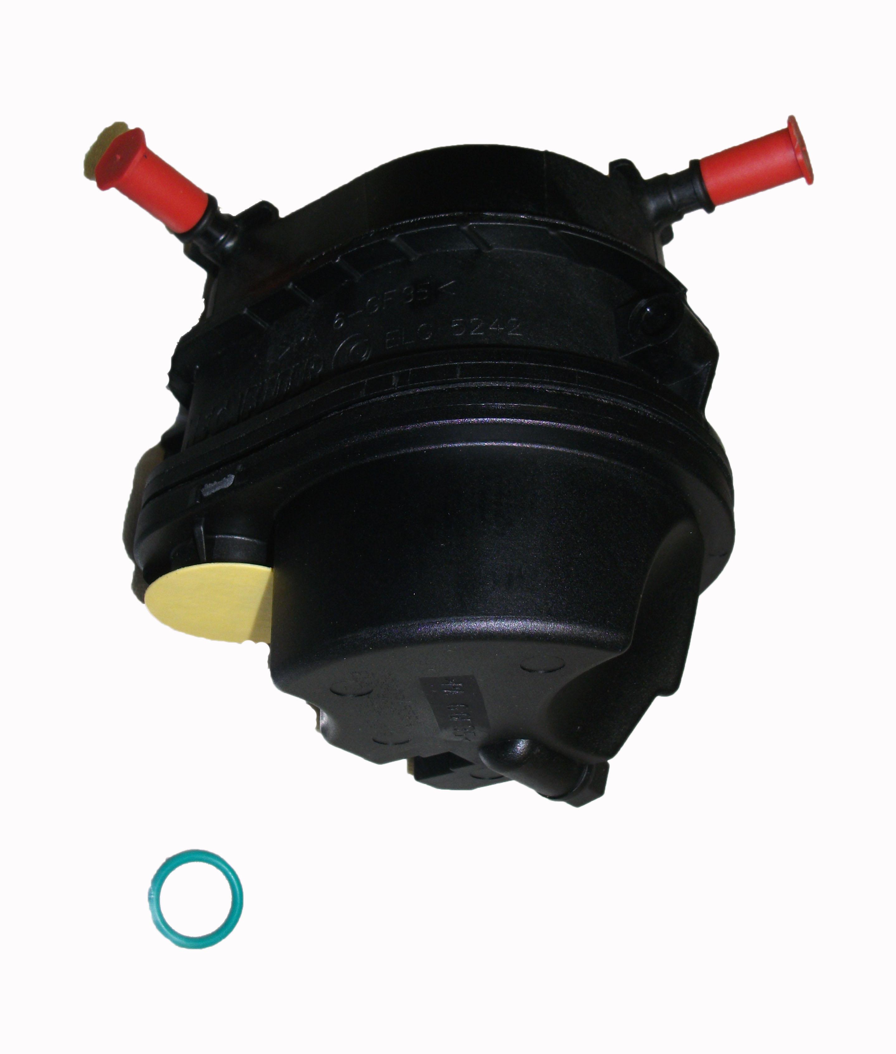 genuine ford fiesta mk6 fusion fuel filter 1 4l diesel. Black Bedroom Furniture Sets. Home Design Ideas