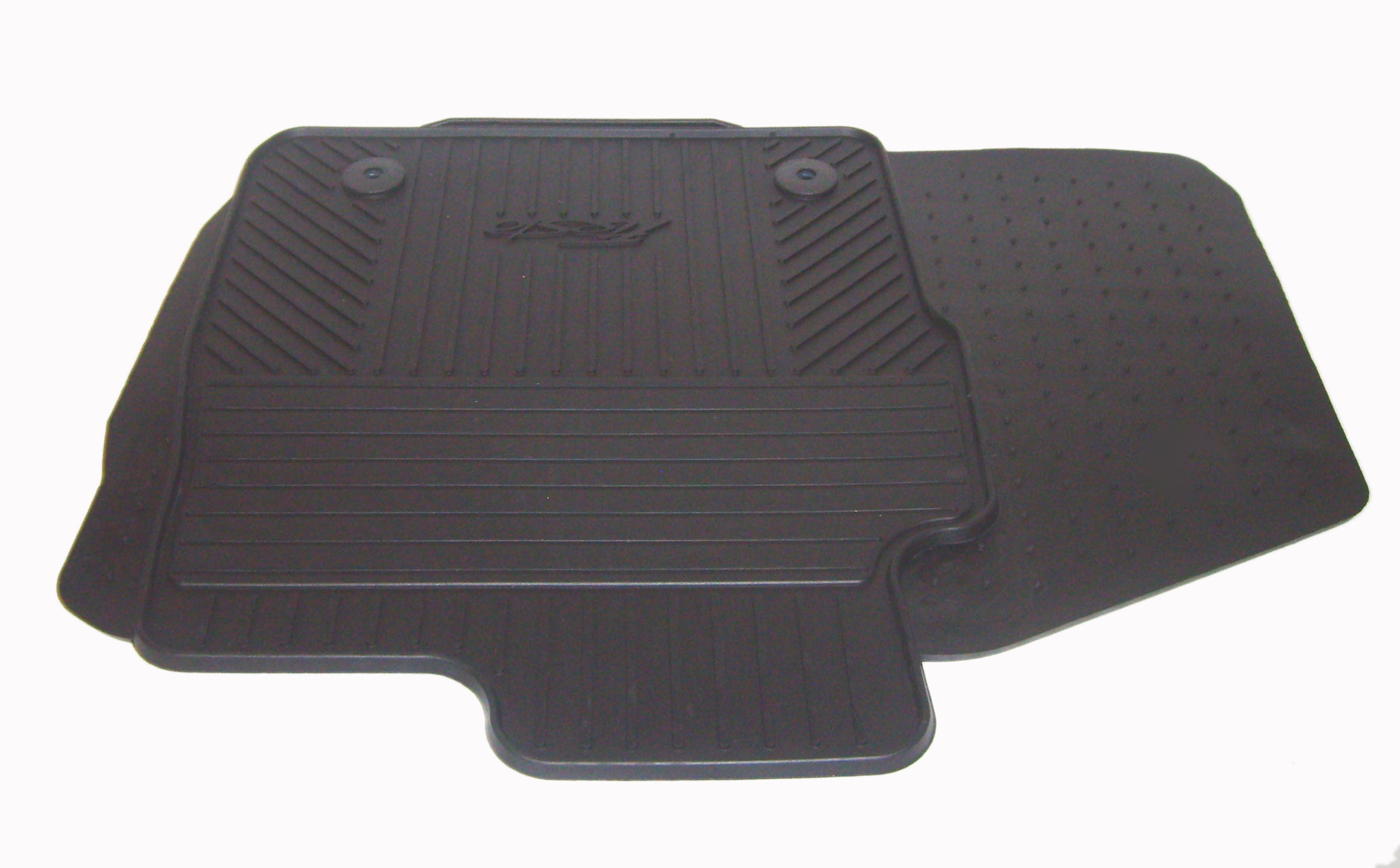 New Genuine Ford Fiesta Front Rubber Floor Mats 2011