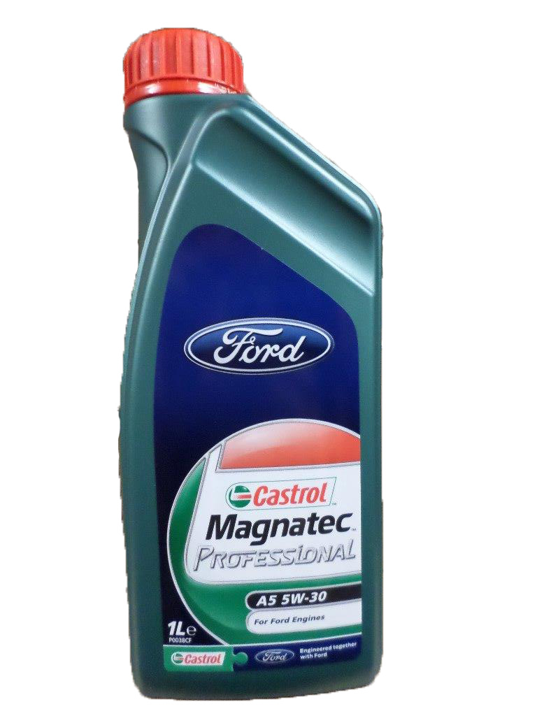 genuine ford 5w30 castrol magnatec professional oil 1ltr. Black Bedroom Furniture Sets. Home Design Ideas