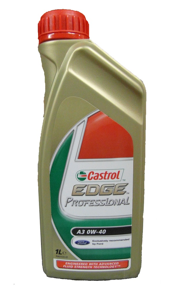 genuine ford 0w40 castrol edge professional oil 1ltr 1343788 ebay. Black Bedroom Furniture Sets. Home Design Ideas
