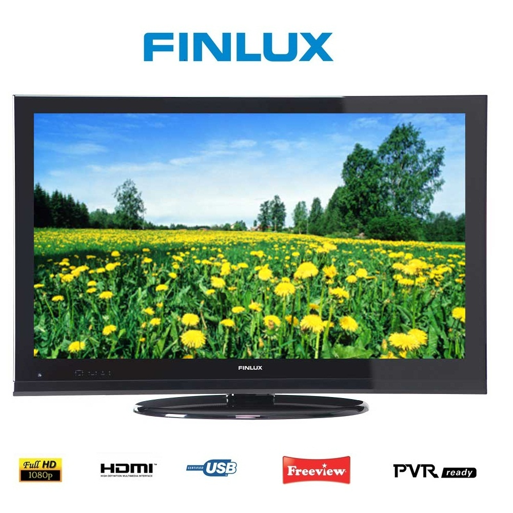 finlux 37 inch lcd flat screen tv full hd freeview srs surround usb recording ebay. Black Bedroom Furniture Sets. Home Design Ideas