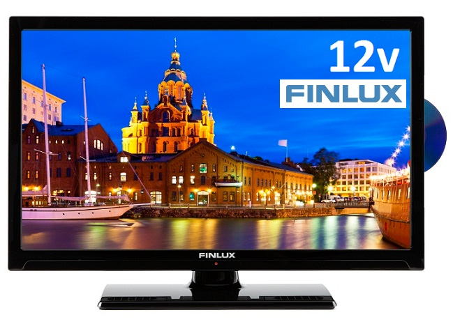 finlux 22 12v mains led tv dvd usb pvr caravan boat hgv truck 22f6050 dm ebay. Black Bedroom Furniture Sets. Home Design Ideas