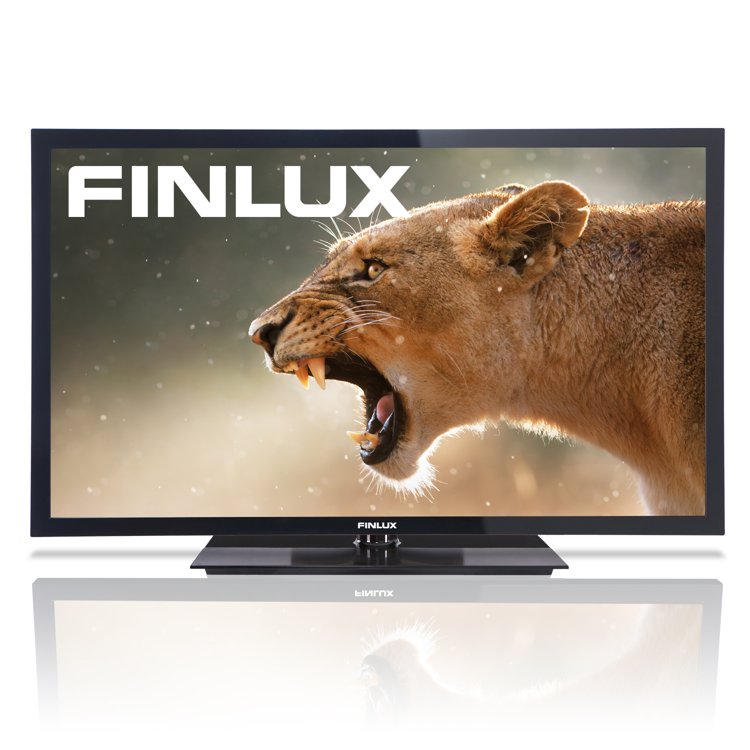 Finlux 50 Inch LED TV Full HD 1080p Freeview HD (50F6090-T)