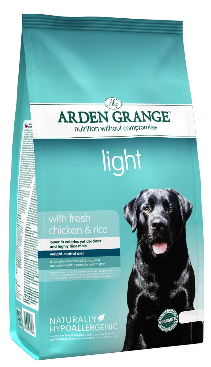 Arden Grange Light Dog Food Kg