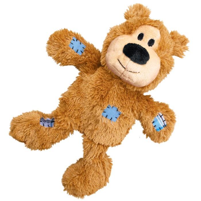 Rope Teddy Bear Dog Toy