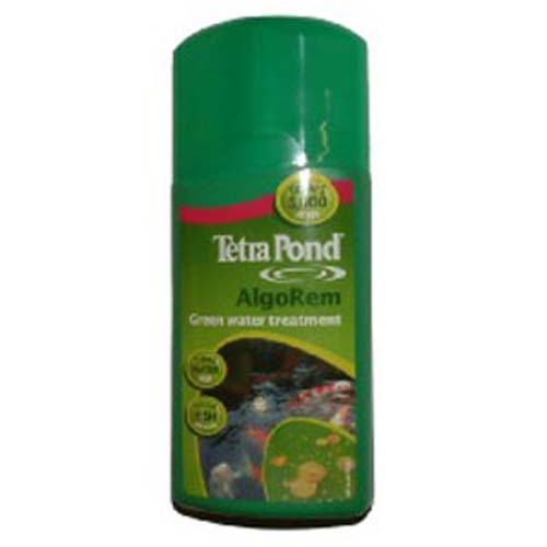 Tetra algorem garden fish pond treatment green water koi for Koi treatment