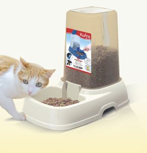Marchioro Kufra Gravity Pet Dog Cat Food Dispensers