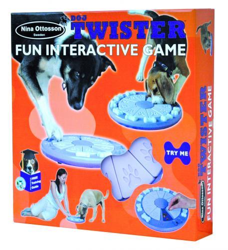 Nina Ottosson Dog & Puppy Interactive Puzzle & Boredom Toys