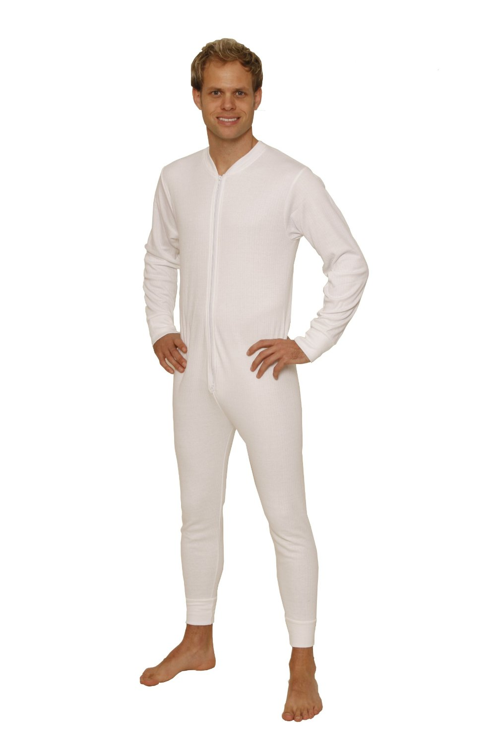 OCTAVE® Ski Thermals : Mens All In One Thermal Underwear / Union ...