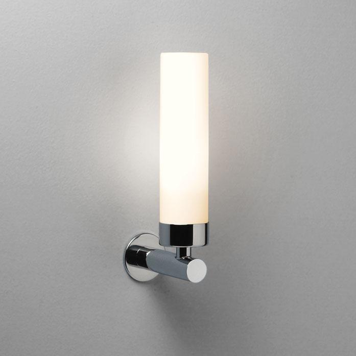 astro tube 0943 bathroom led wall light 3 x 1w ip44 3000k
