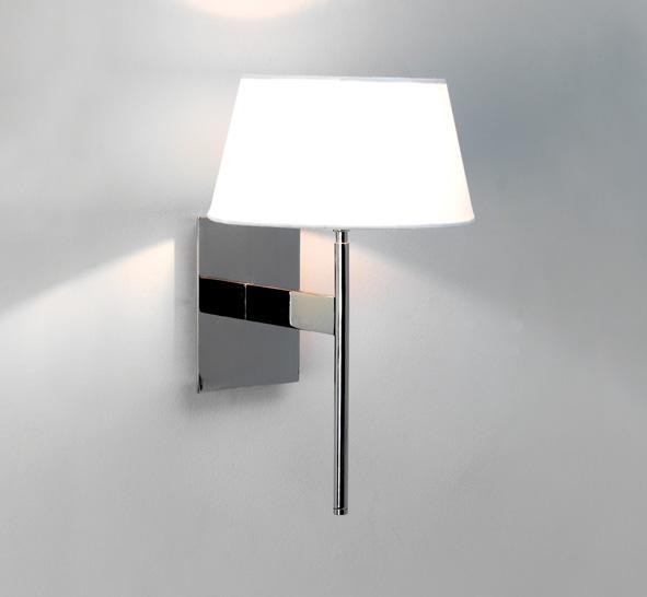 Astro San Marino 0580 dimmable wall light 1x28W G9 lamp IP20 chrome finish eBay