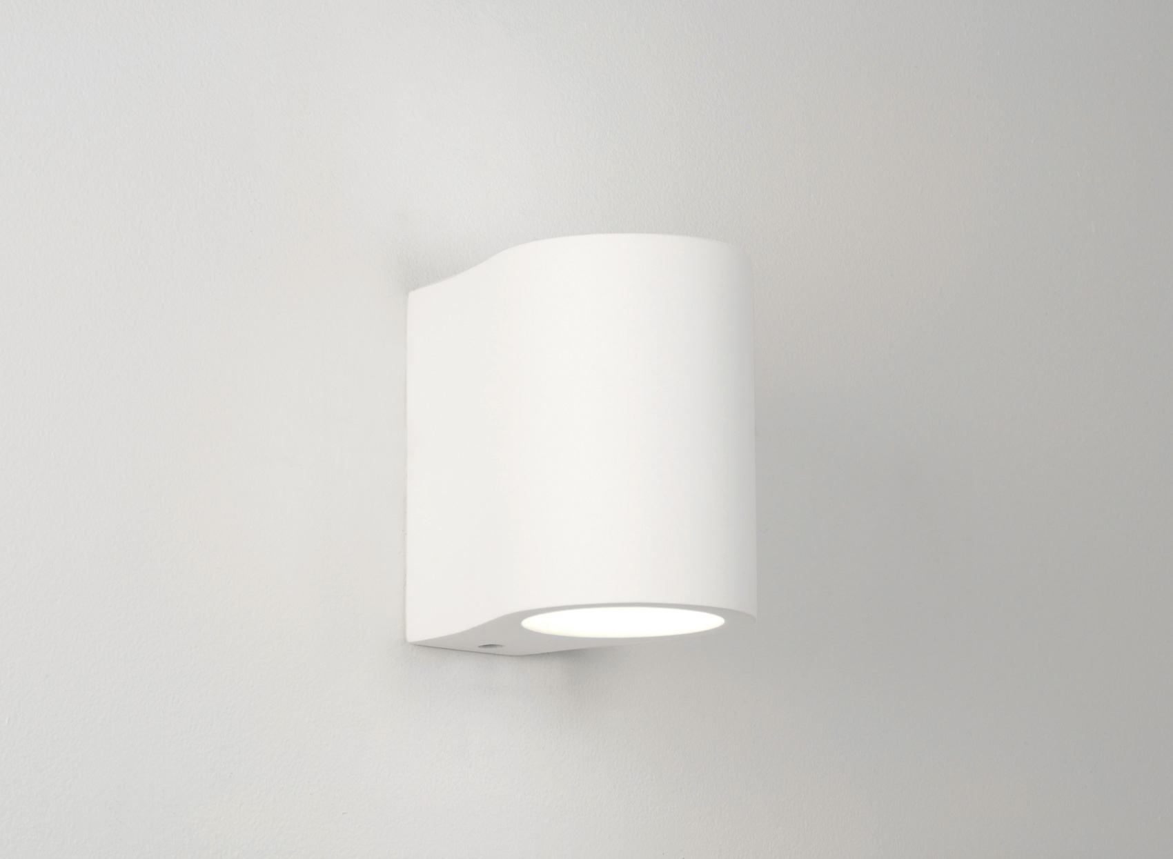 Astro Pero 0812 dimmable wall light 1x40W G9 lamp IP20 white plaster finish eBay