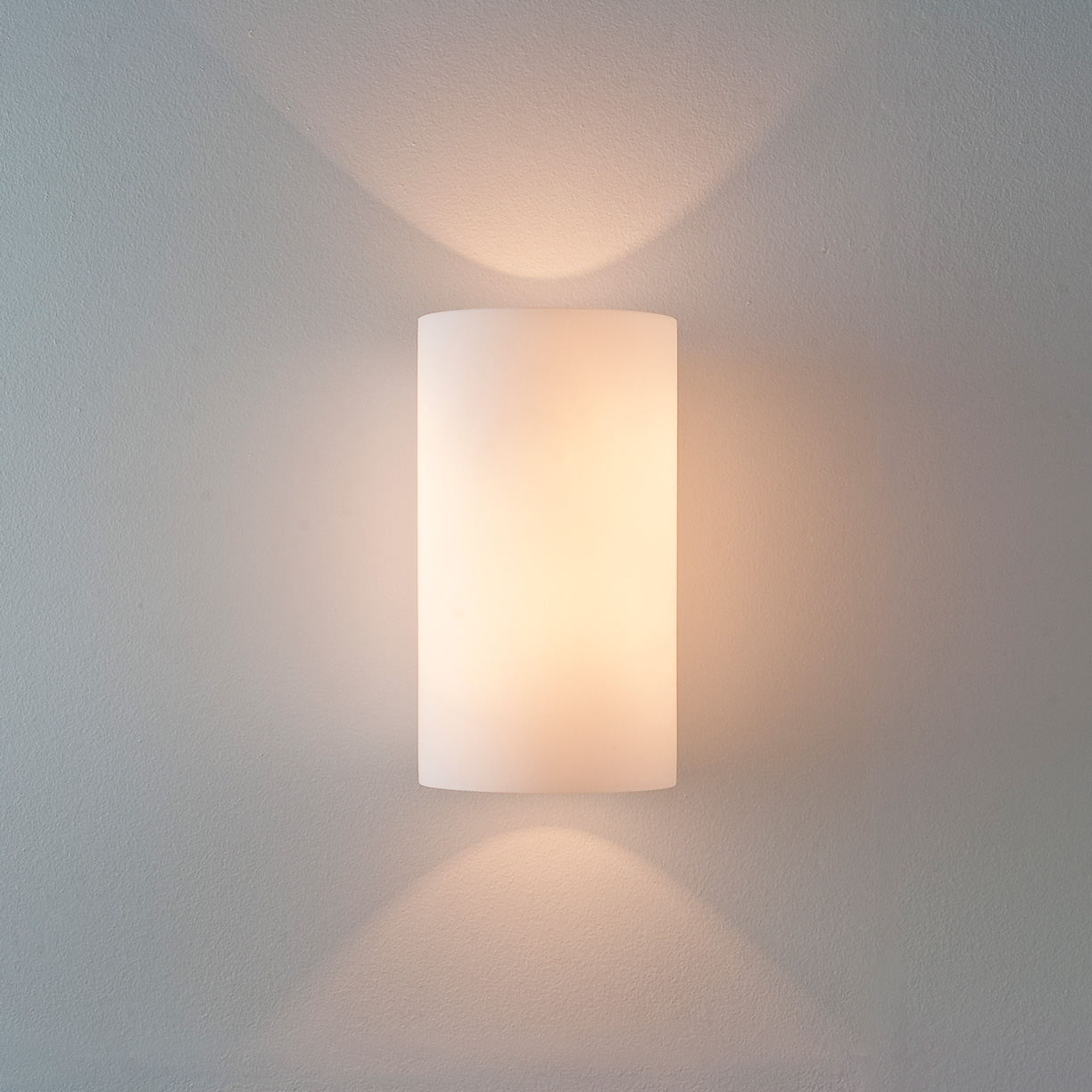 Astro Cyl 260 0884 Dimmable Cylindrical Wall Light 2 X 60w