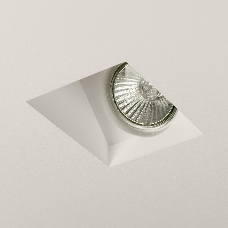 Astro Blanco 5656 45 degree wall washer recessed ceiling light 50W GU10 lamp eBay