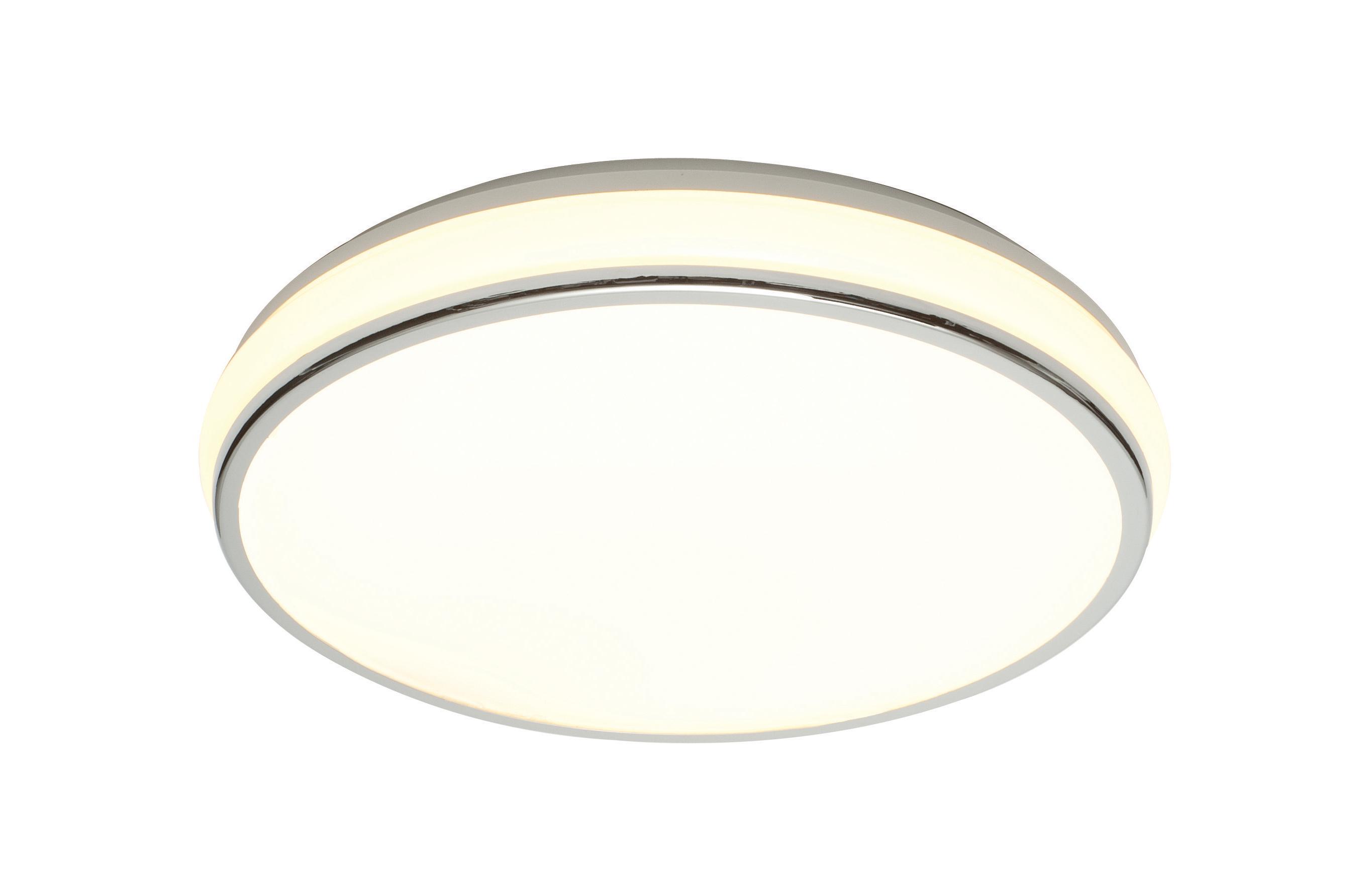 Saxby Torus Large 39610 round bathroom wall light 1x40W 2GX13 T5 IP44 acrylic eBay
