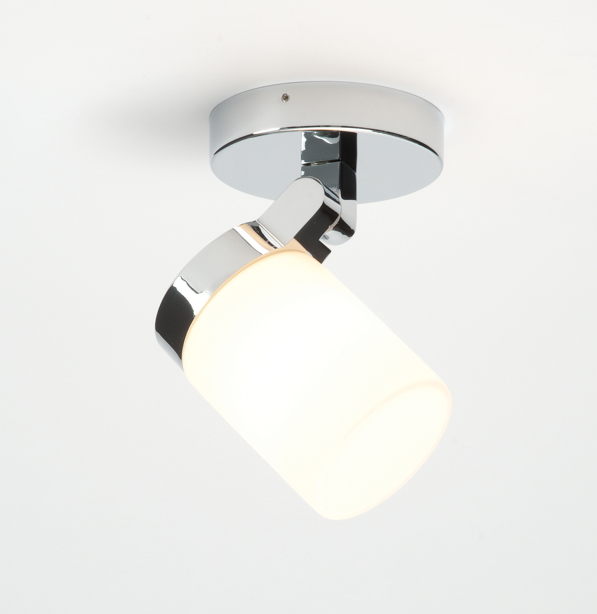 Details about Saxby Cosmo Single 39616 bathroom dimmable Spotlight 18W
