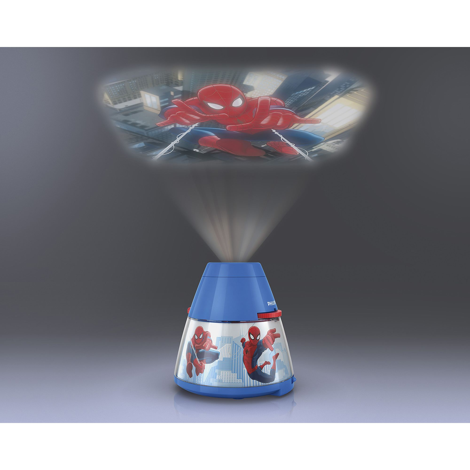 Philips Marvel Spiderman children's LED night light ...