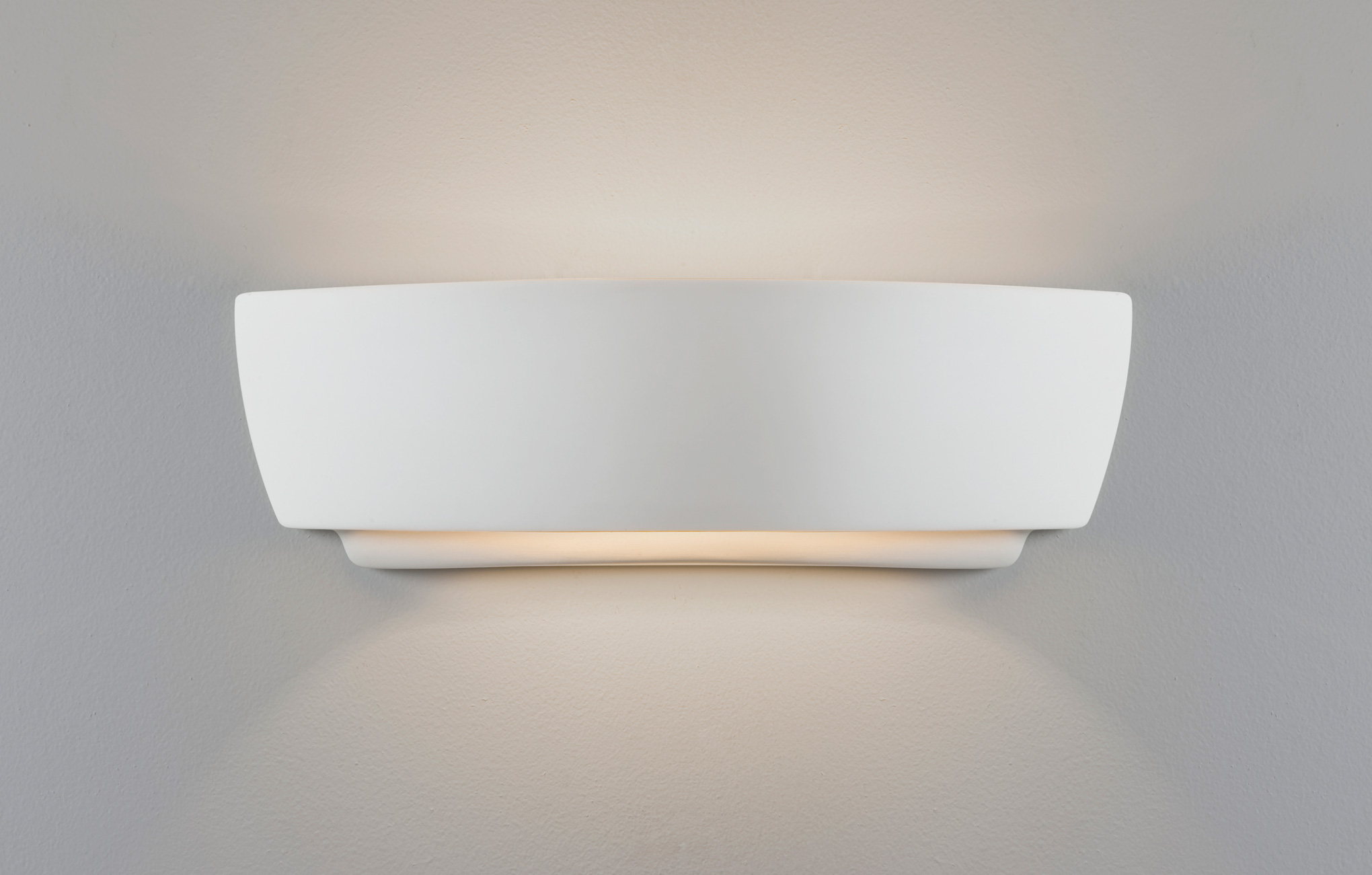 Astro Kyo ceramic plaster wall light up down white 60W E27 can be painted eBay