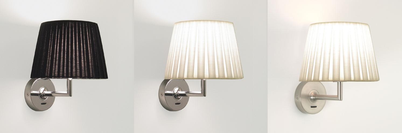 astro appa schaltet wandleuchte lampe mit e14 60w. Black Bedroom Furniture Sets. Home Design Ideas