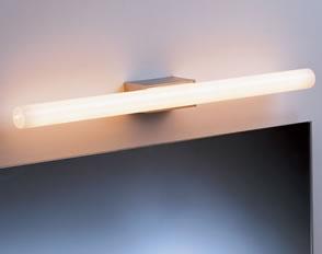 Lampada al led da applicare sopra lo specchio del bagno perfetta illuminazione