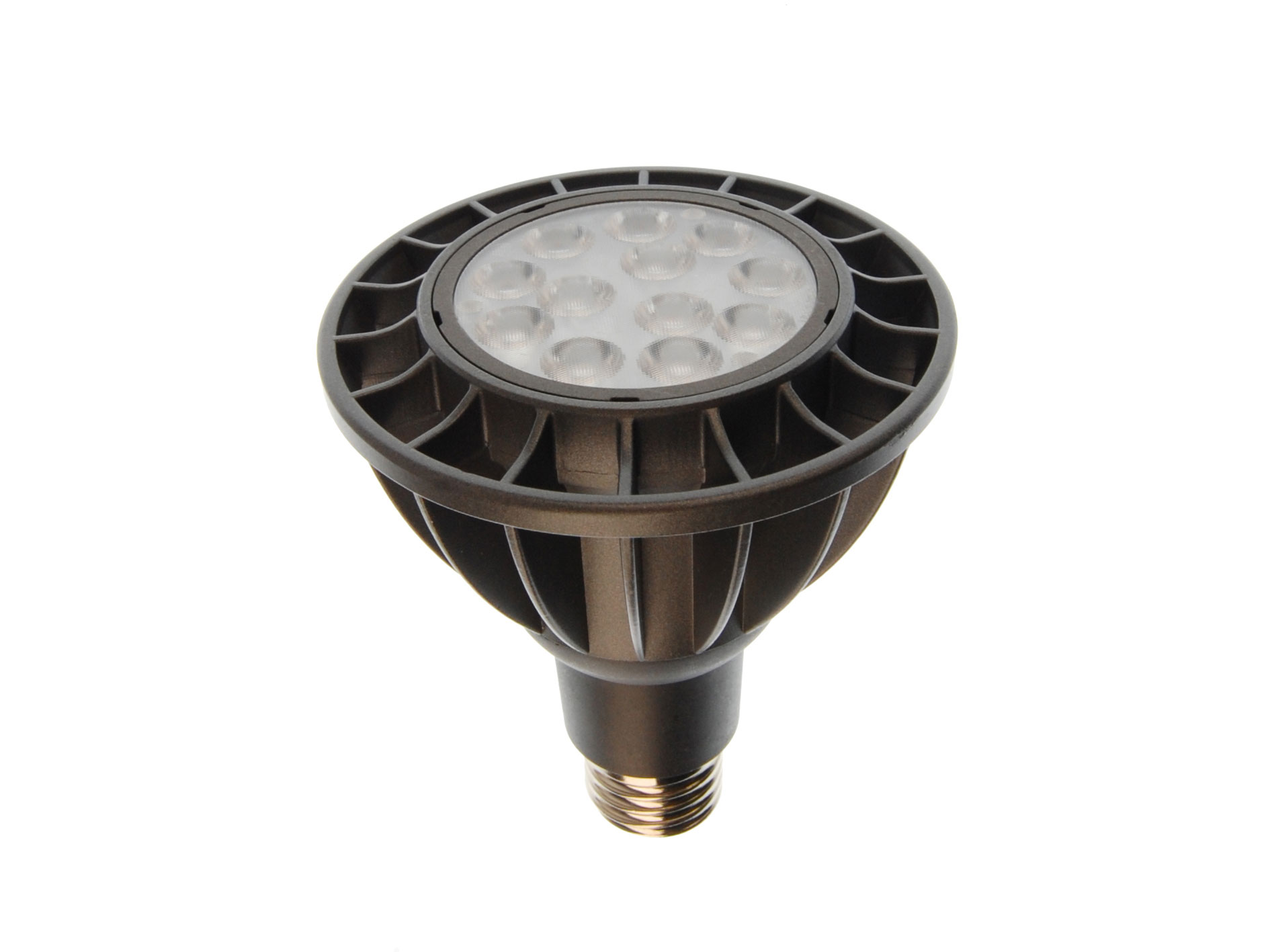 12.5W dimmable LED replacement Sylvania Hi-Spot 95 PAR30 100W E27 ES warm white | eBay