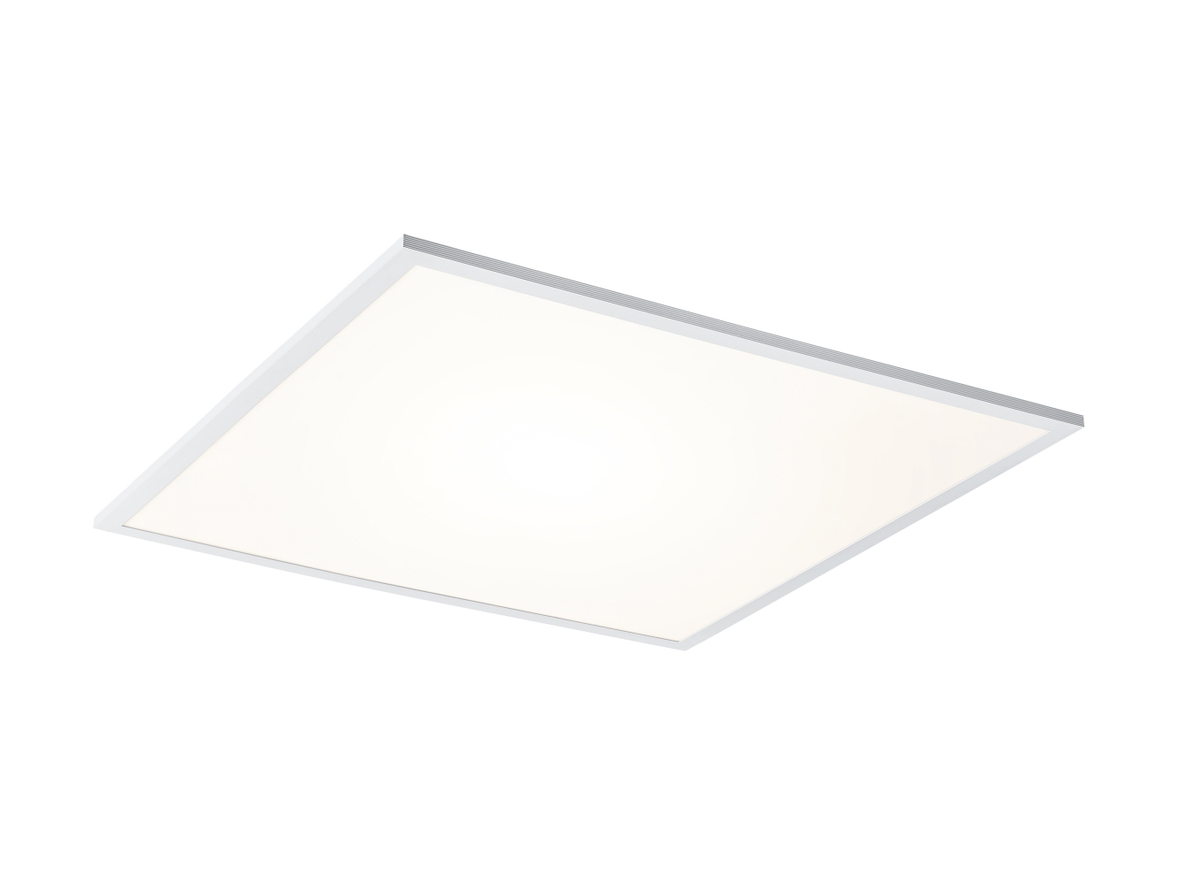 empotrable led panel techo x luces k w lm sylvania