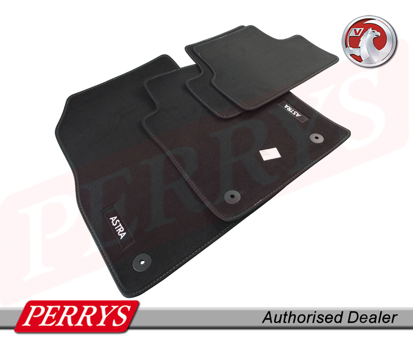 Car Mats For Vauxhall Astra   Sri