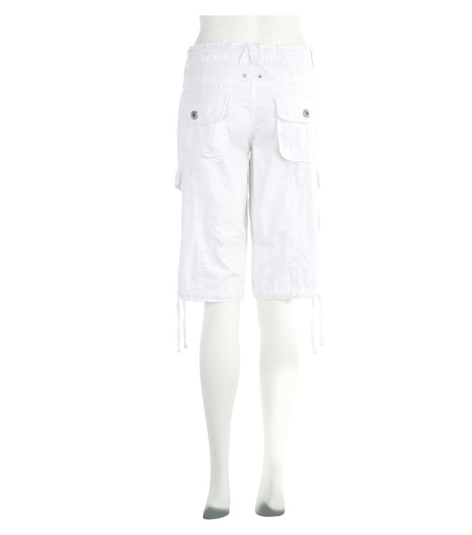 Creative White Cargo Pants Womens  Pant So