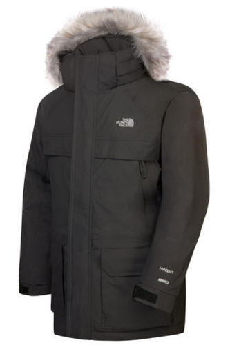 New-The-North-Face-Boy-039-s-McMurdo-Winter-Parka-Jacket-Black