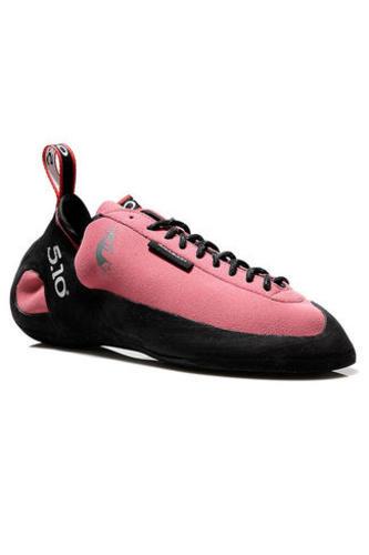 new five ten anasazi lace up rock climbing shoe pink ebay