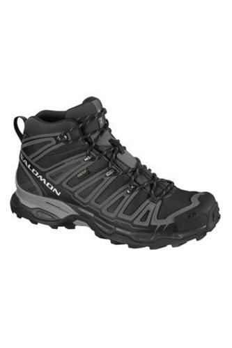 New-Salomon-Mens-X-Ultra-Mid-Gore-Tex-Trail-Running-Trainer-Grey-Size-7-12-5