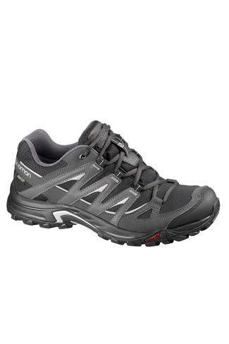 New Salomon Men's Eskape Gore-Tex Trail Running Trainer Black Size 7-12.5