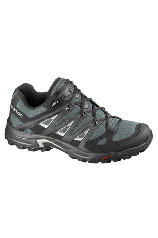 New Salomon Men's Eskape Aero Trail Running Trainer Grey Size 7-12.5