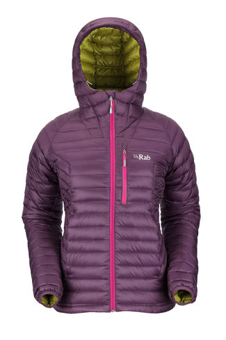 New-Rab-Womens-Microlight-Alpine-Down-Jacket-Purple