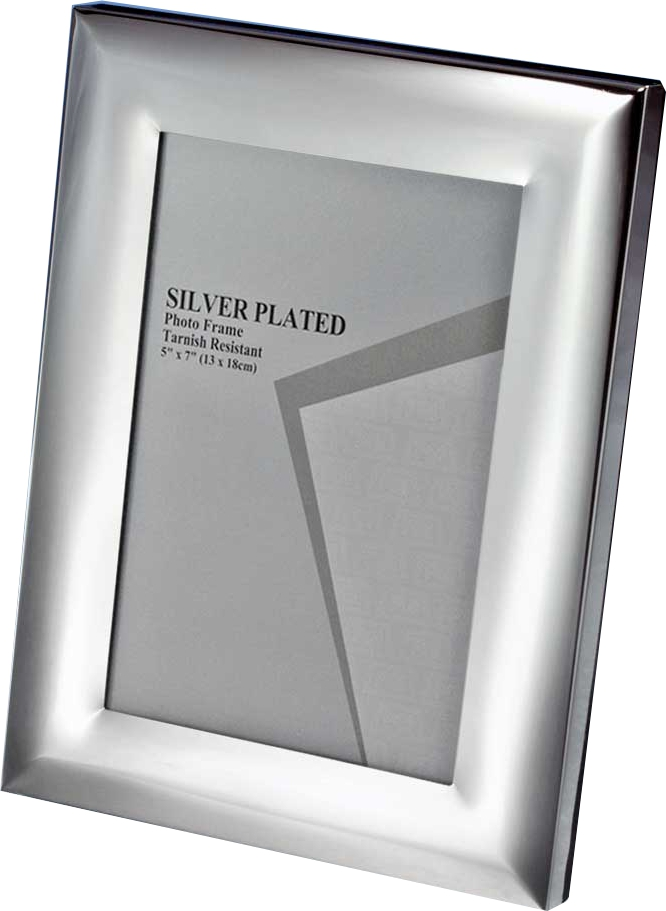 silver plated picture photo thick frame 3 5 x 5 4 x 6 5 x 7 6 x 8 8 x10 ebay. Black Bedroom Furniture Sets. Home Design Ideas