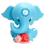 Ervin & Kai 13Cm Elephant Elebank Money Box By Pink Chillies