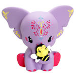 Yara & Makshi 13Cm Elephant Elebank Money Box By Pink Chillies