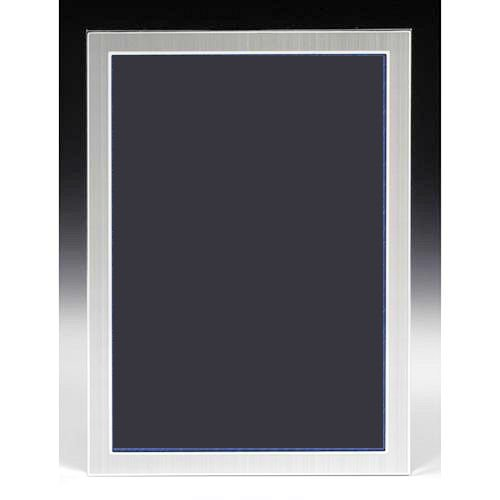 Satin Silver A4 Certificate Picture Photo Frame Portrait