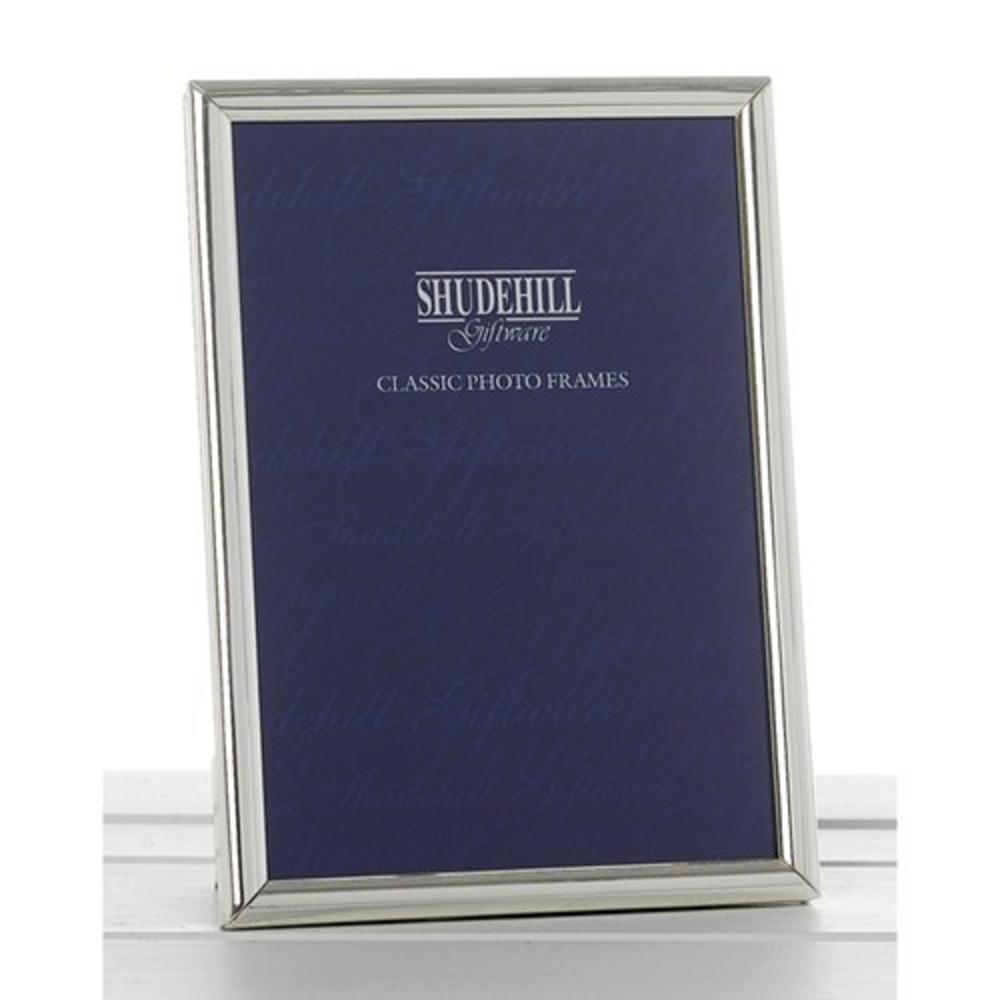 Classic Silver Thin Edge 3 X 5 Picture Photo Frame