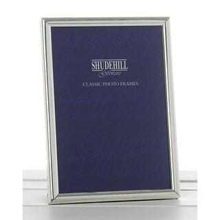 Classic Silver Thin Edge 3 X 5 Picture Photo Frame Thumbnail 1